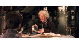 Murió John Hurt, el fabricante de varas de Harry Potter
