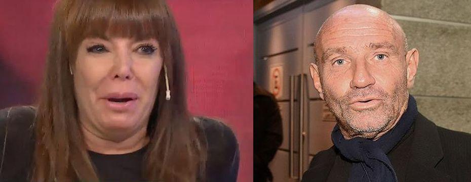 Raquel Bermúdez trató de violento a Leo Rosenwasser