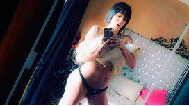 Cardone volvió a desnudarse en Instagram