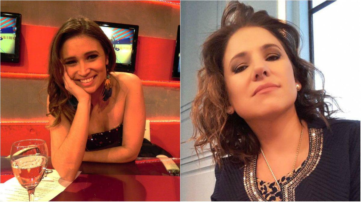 Julia Mengolini opinó del casamiento de Fernanda Iglesias