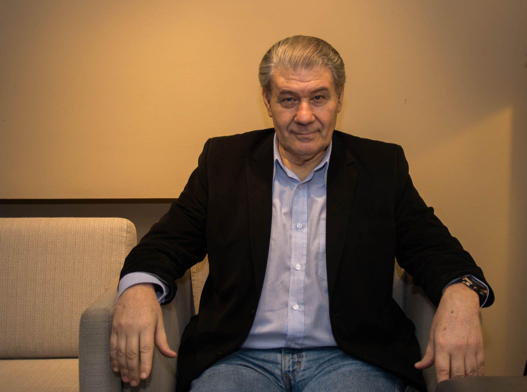 Víctor Hugo Morales y su encuentro con su imitador