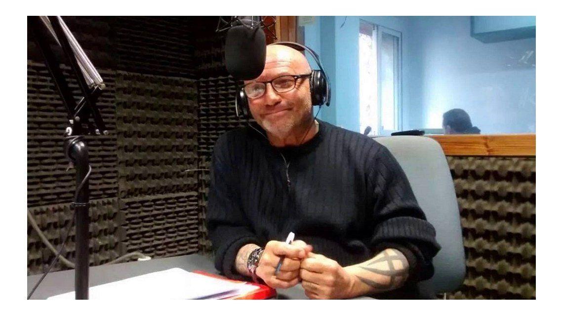 Leo Rosenwasser y su violento audio