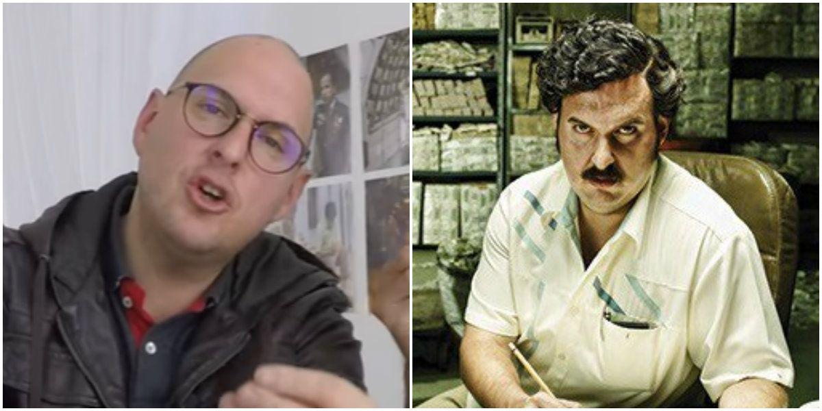 Andrés Parra contó cuál es su película argentina predilecta