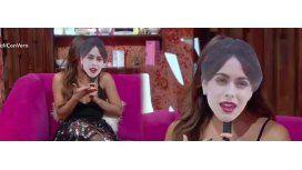 Lali Espósito imitó a Tini Stoessel