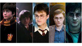 Radcliffe, con el paso de los años