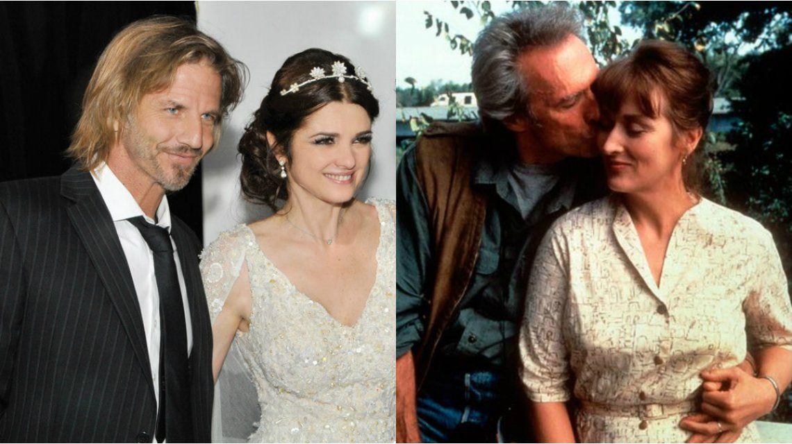 Araceli González y Facundo Arana imitarán a Meryl Streep y Clint Eastwood