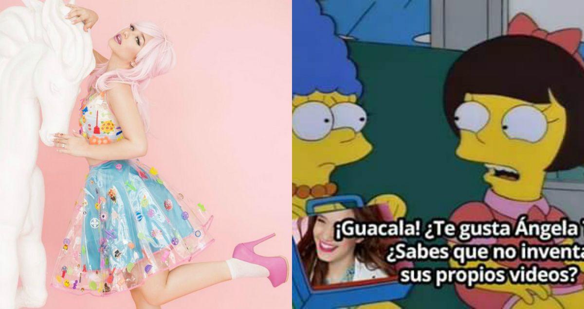 Los memes contra Ángela Torres