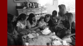 María del Cerro celebró el cumpleaños de su hermano Agustín
