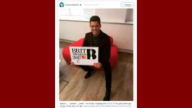 Michael Bublé no será el anfitrión de los Brit Awards
