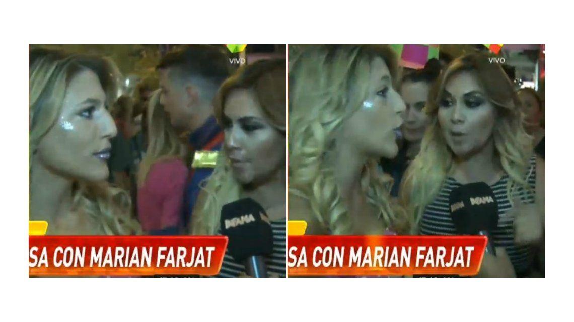 Marian vs. Verónica Ojeda