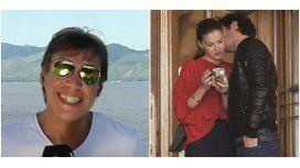Fabián Gianola le alquiló su casa a Benjamín Vicuña y la China Suárez