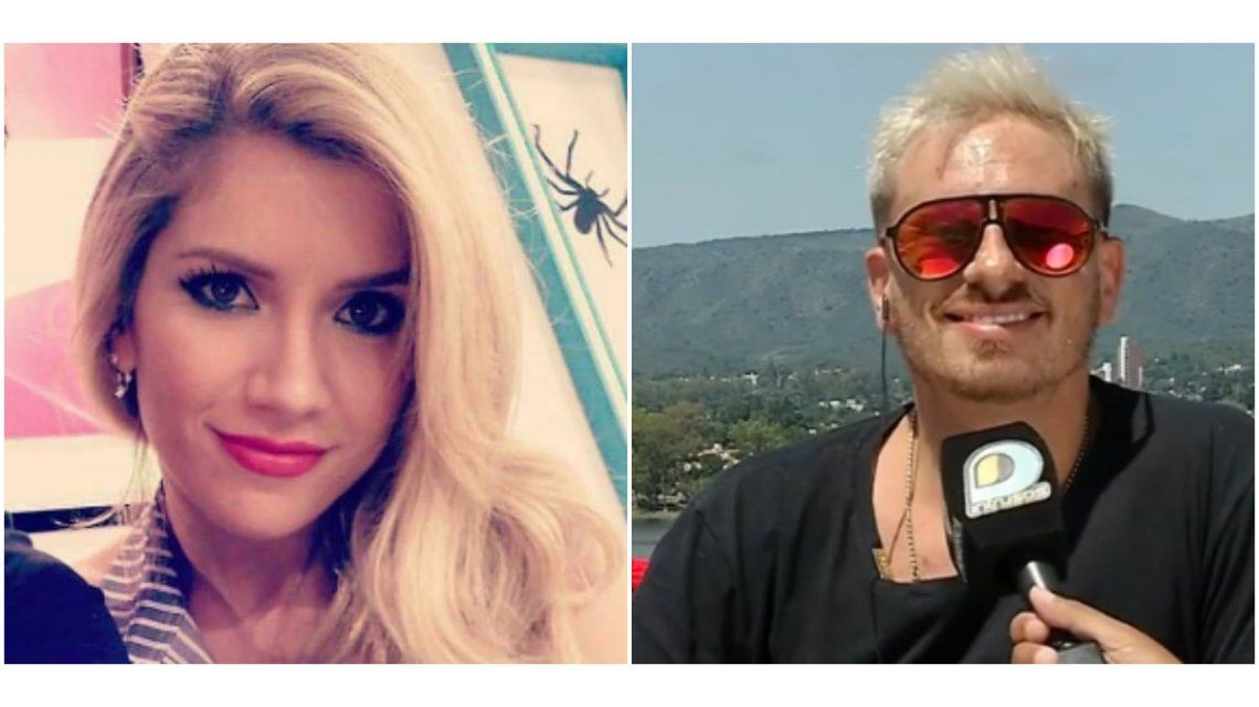 Laurita Fernández le mandó un mensaje romántico a Fede Bal en Intrusos