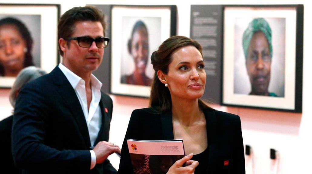 Finalmente, Brad Pitt y Angelina Jolie llegaron a un acuerdo en el proceso de divorcio