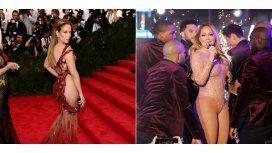 Jennifer Lopez vs. Mariah Carey