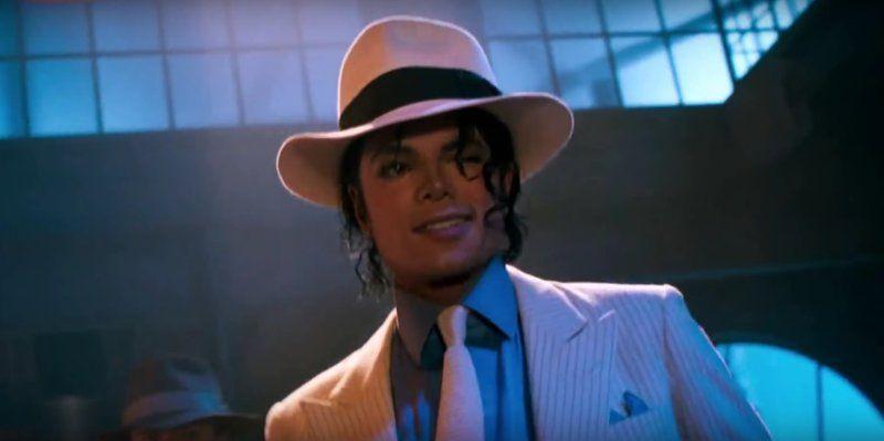 El sombrero blanco de Smooth Criminal