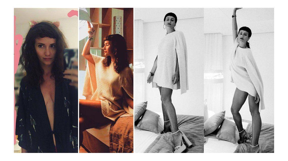 Griselda Siciliani calienta Instagram