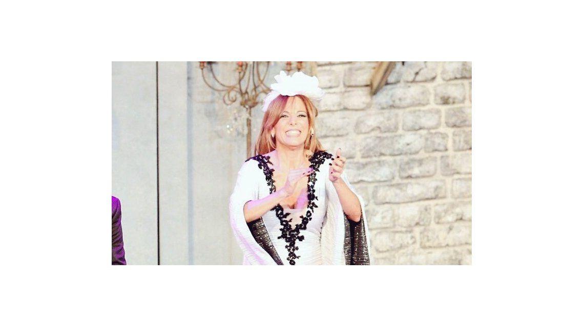 Iliana Calabró en Abracadabra