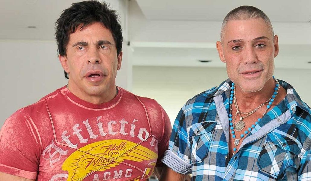 Gustavo Martínez y Ricardo Fort