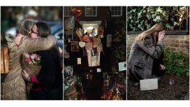 Los fans de George Michael lloran su muerte