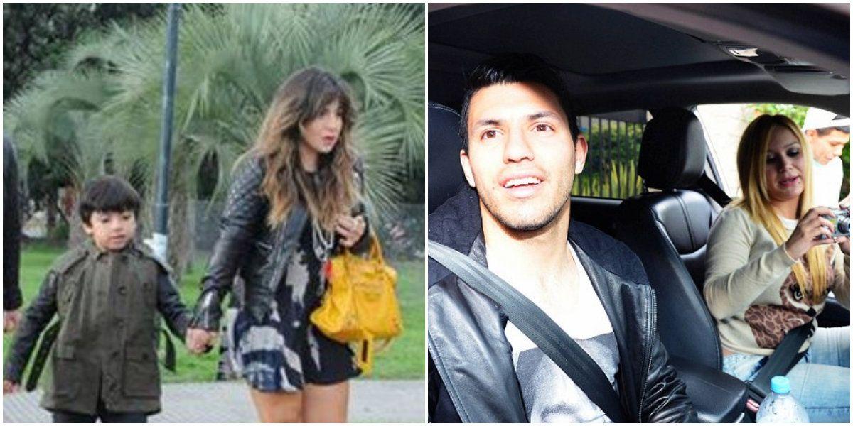 Tremendo cruce entre Gianinna Maradona y Karina La Princesita por sus hijos