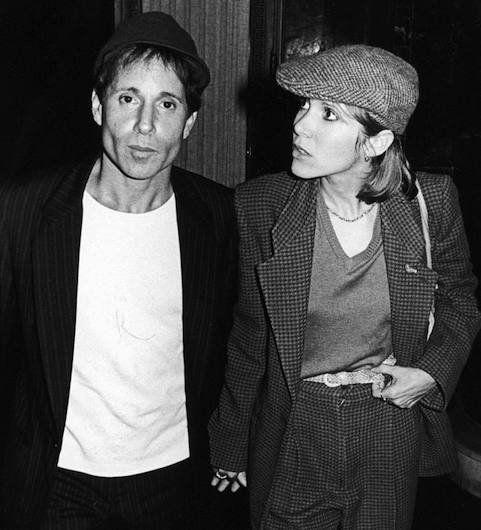 Paul Simon y Carrie
