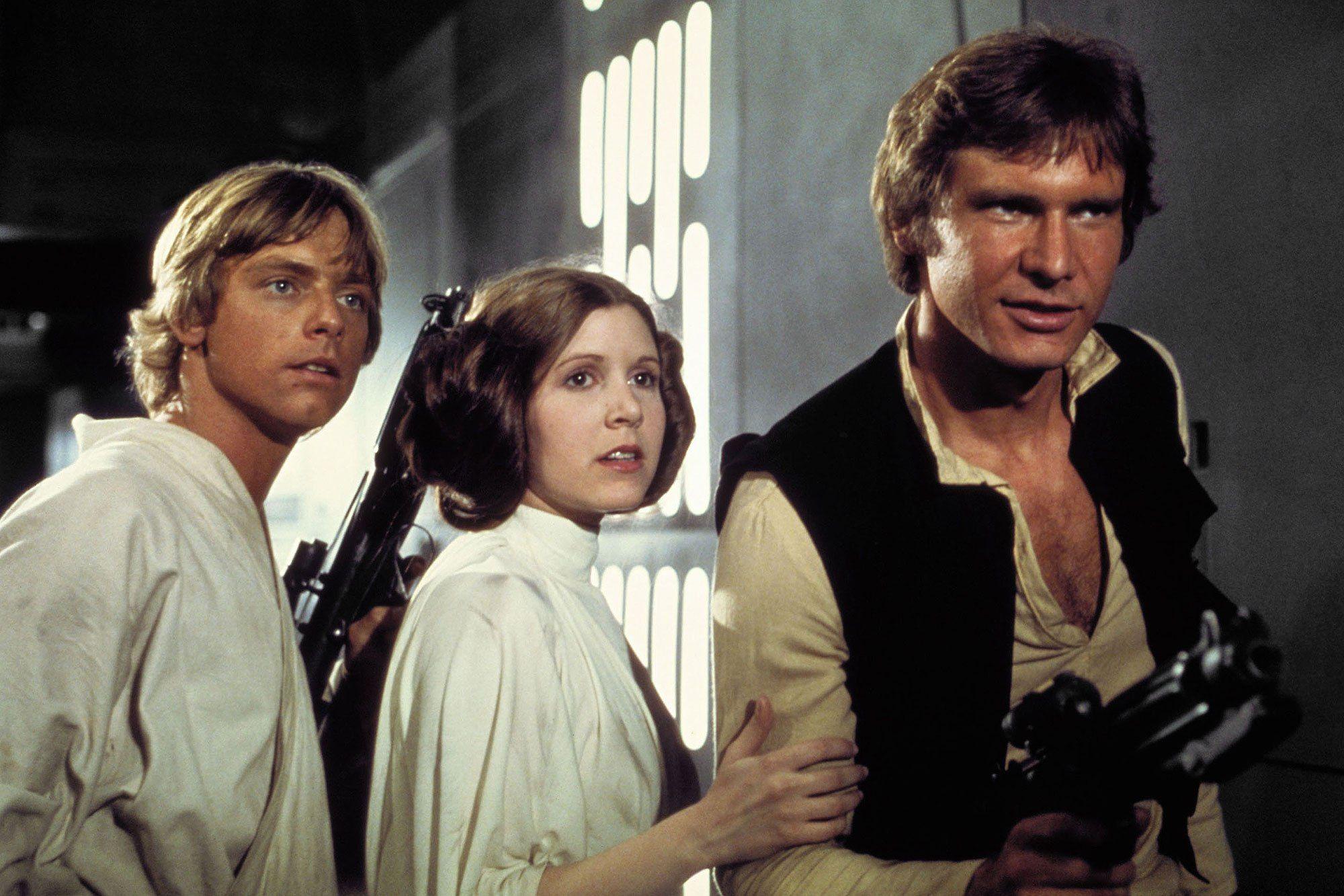 Carrie murió días después de sufrir un infarto