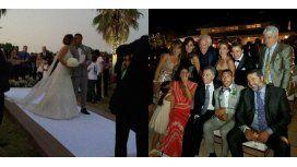 El casamiento de Carlos Tevez