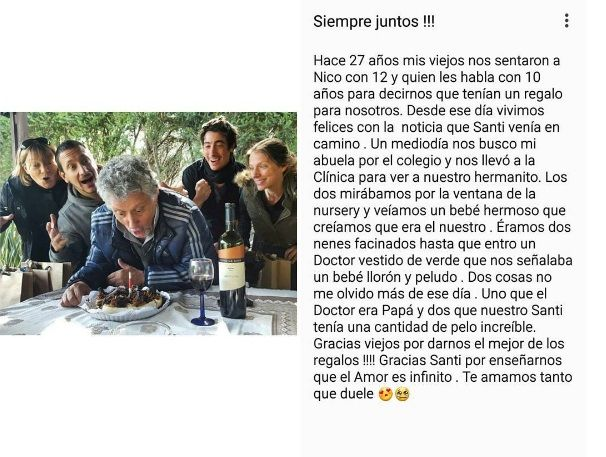 La carta de la hermana de Santiago