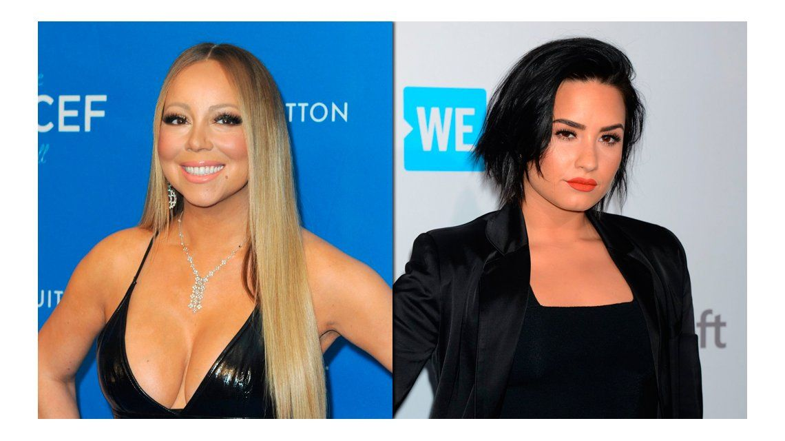 Mariah Carey vs. Demi Lovato
