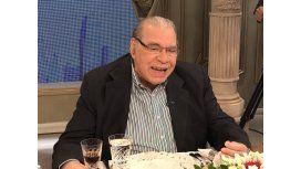 Enrique Pinti en la Mesaza