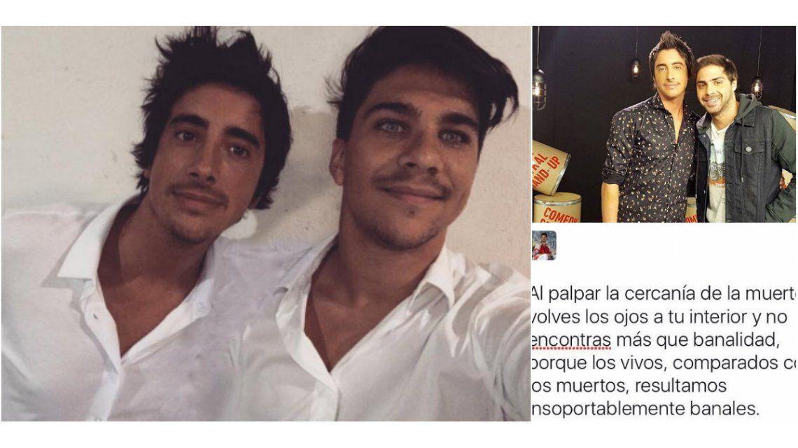 Bauti y Santi eran mejores amigos