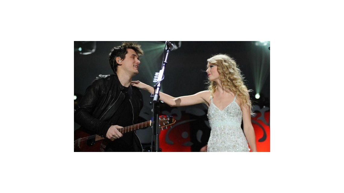 John Mayer y un sugerente mensaje ¿en contra de su ex Taylor Swift?