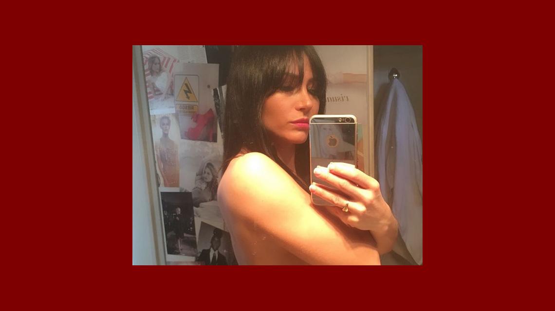 Adabel Guerrero se hizo un nuevo tatuaje