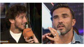 Pico Mónaco habló de la invitación de de Fabián Cubero.