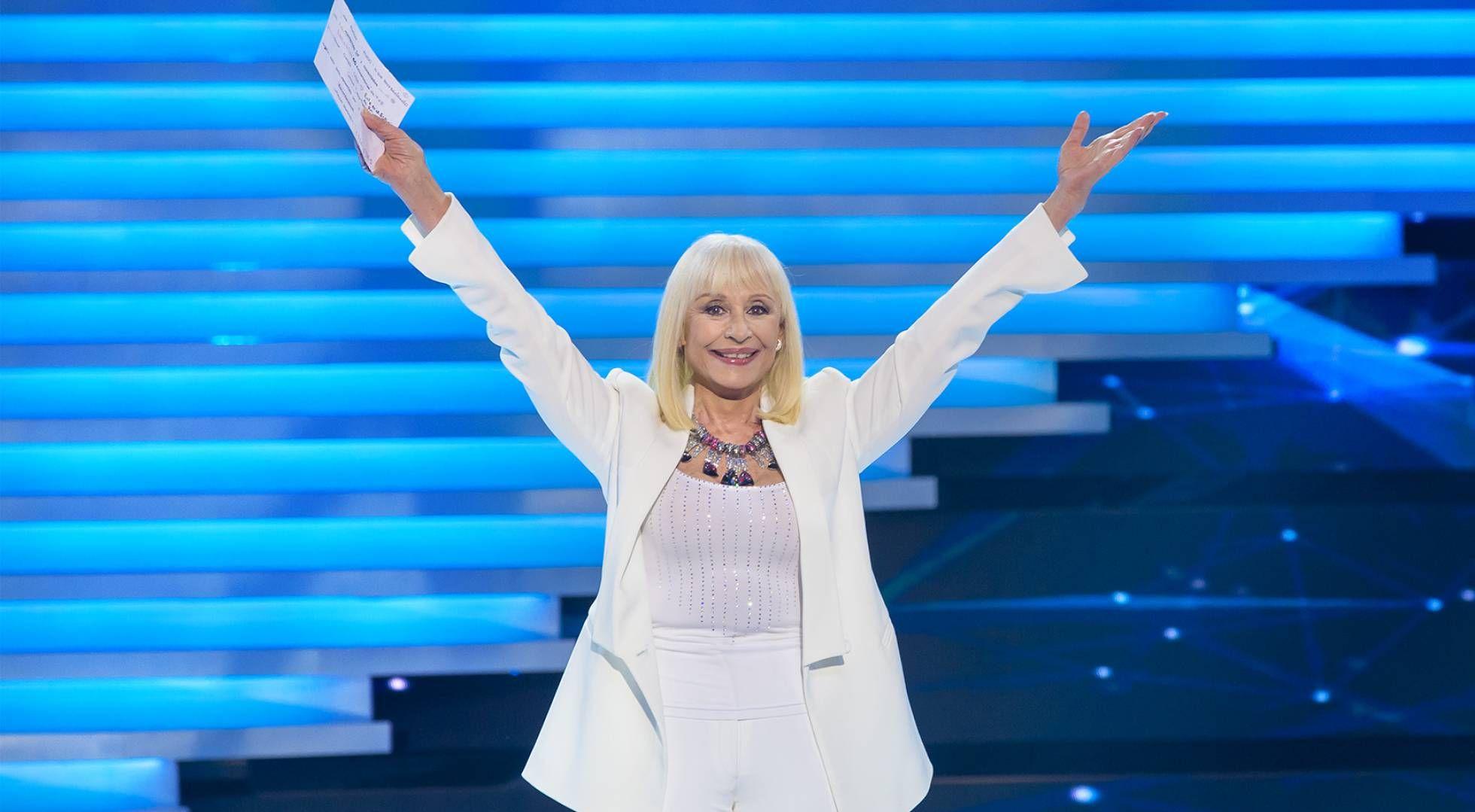 Raffaela Carrá se retira de la televisión