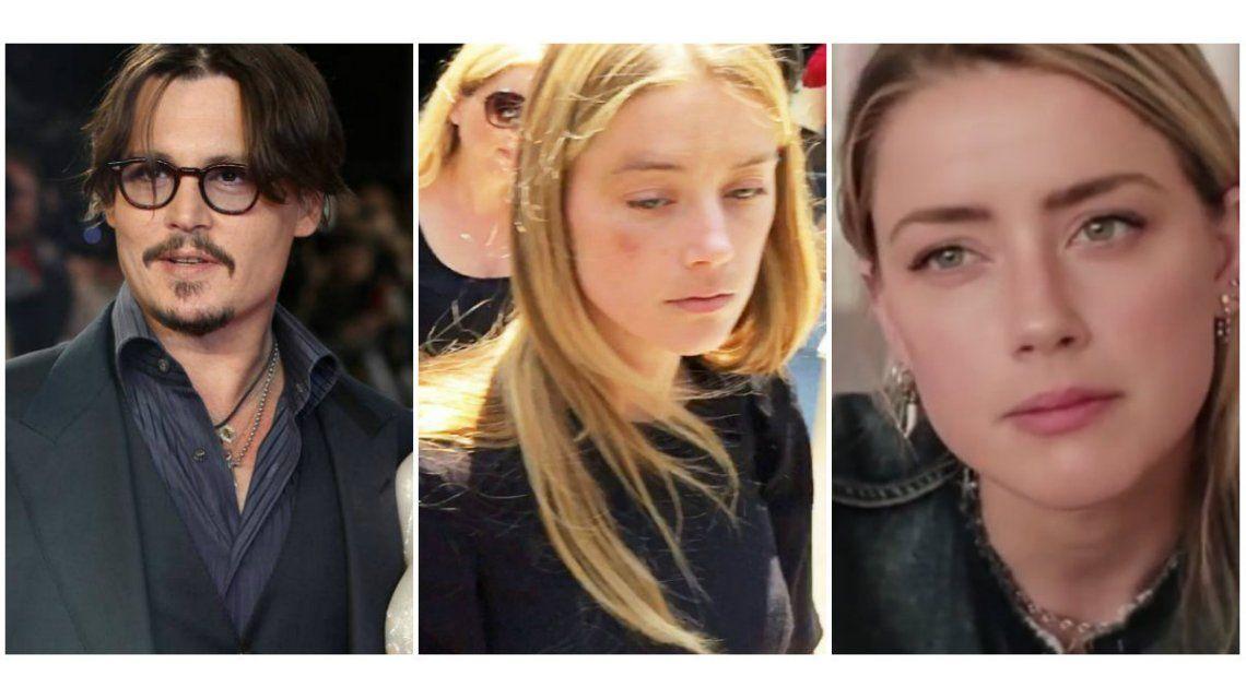 Conmovedora carta de Amber Heard sobre violencia de género, tras su denuncia a Johnny Depp