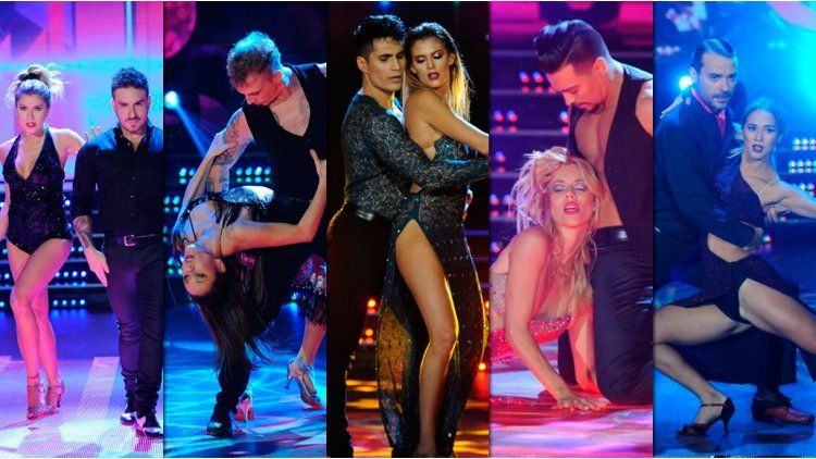 Tu pareja favorita de cara a la final del Bailando 2016