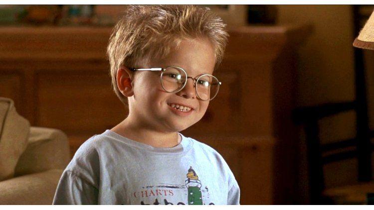 Jonathan Lipnicki en Jerry Maguire