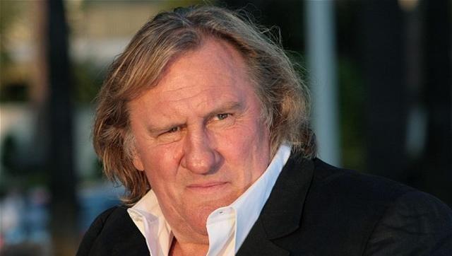 Gerard Depardieu criticó a la televisión argentina.