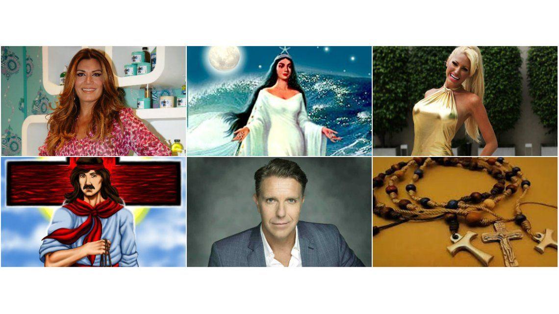 ¿En qué creen los famosos? Amuletos, mitos y supersticiones
