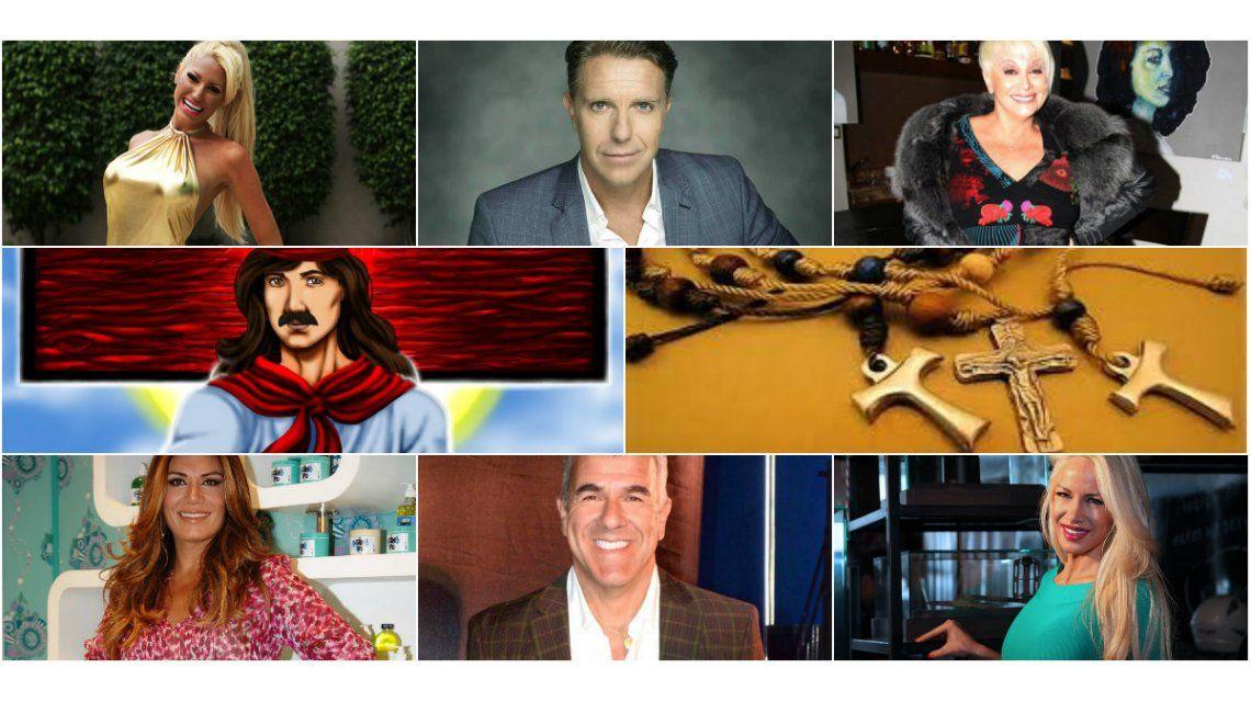Enterate en qué creen cada uno de los famosos