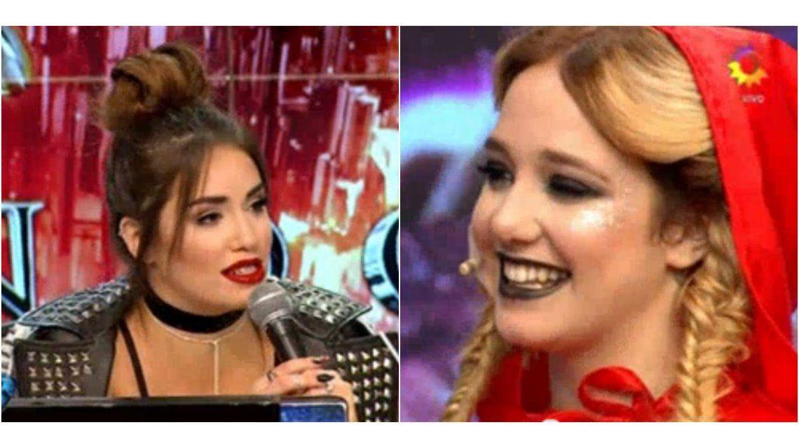 Lali Espósito y Ángela Torres se amigaron en ShowMatch