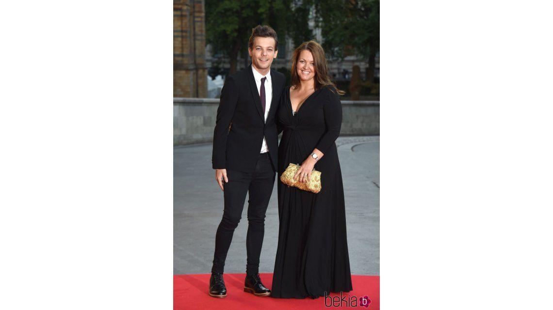 Murió la mamá de Louis Tomlinson de One Direction