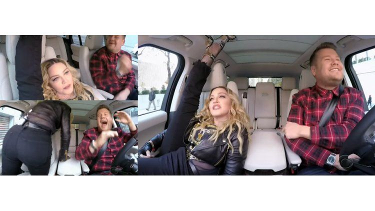 El baile de Madonna
