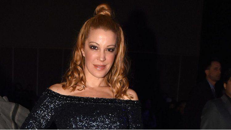 Miriam Lanzoni habló de la separación de Alejandro Fantino.