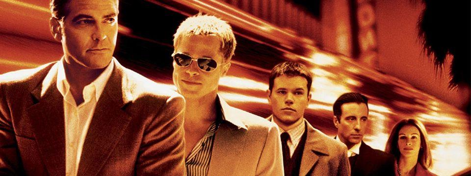 A 15 años del estreno de Oceans Eleven