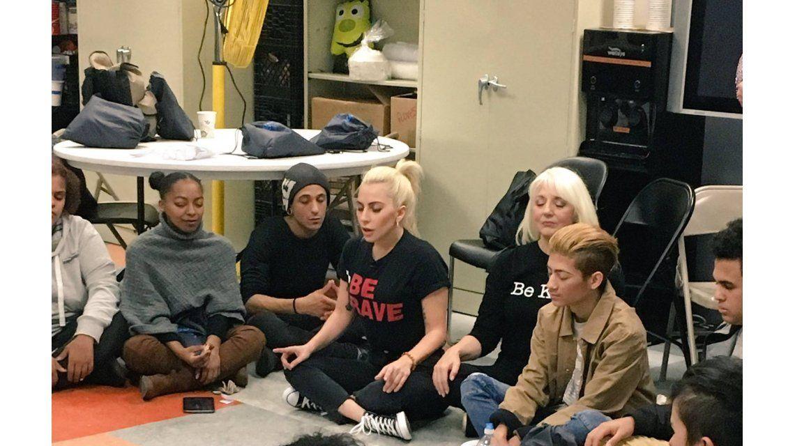 La fuerte confesión de Lady Gaga