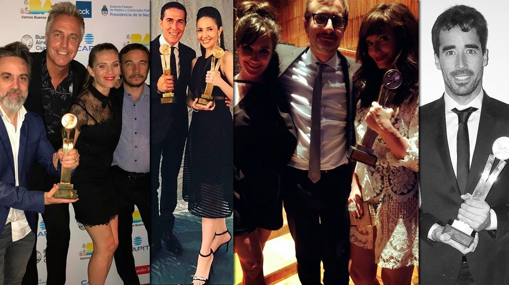 Premios Tato 2016
