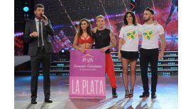 Carla Conte quedó afuera del Bailando.
