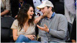 Ashton Kutcher y Mila Kunis, padres nuevamente